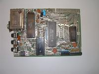Placa base del microcomputador ZX81